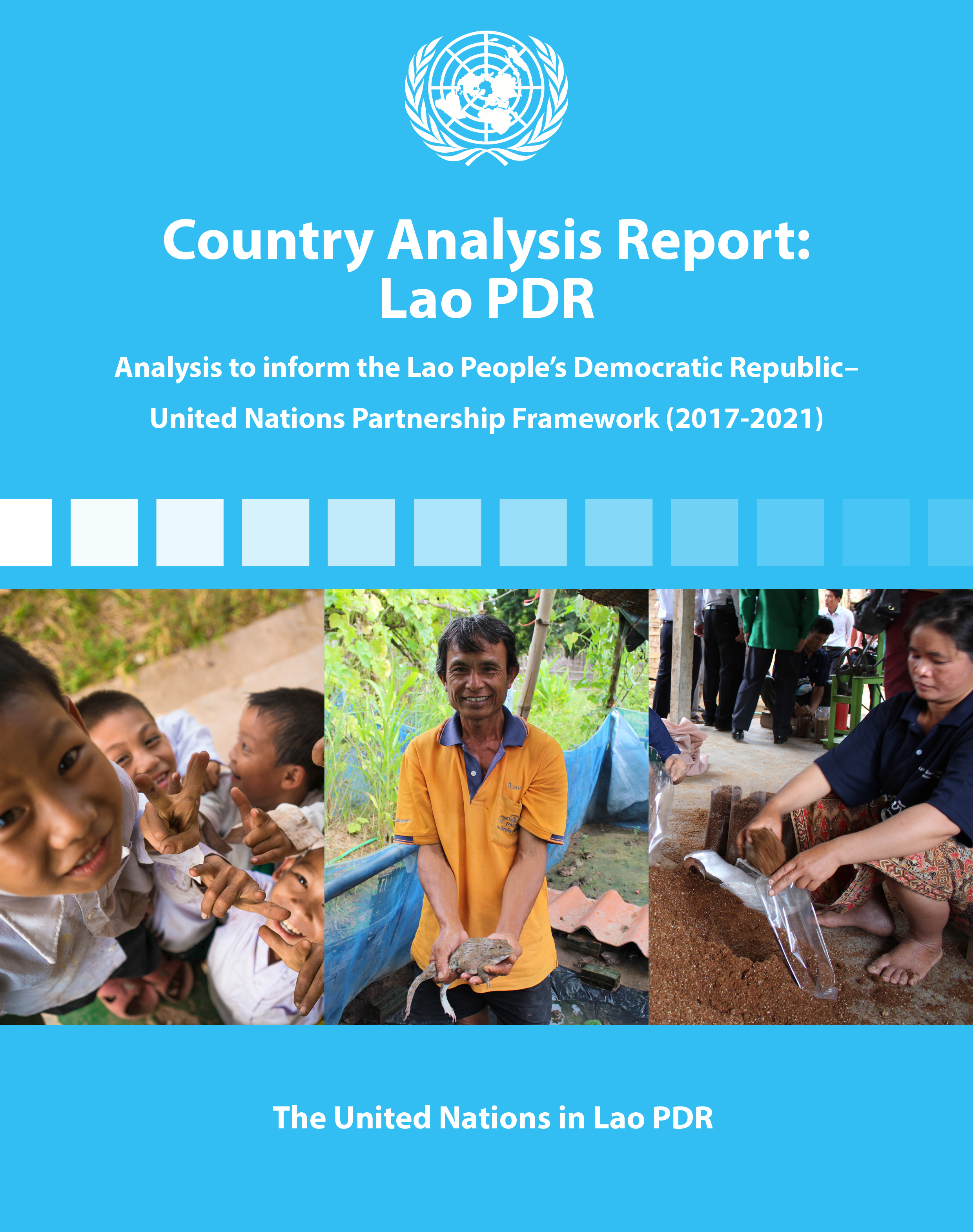 2015 Country Analysis Report - Cover