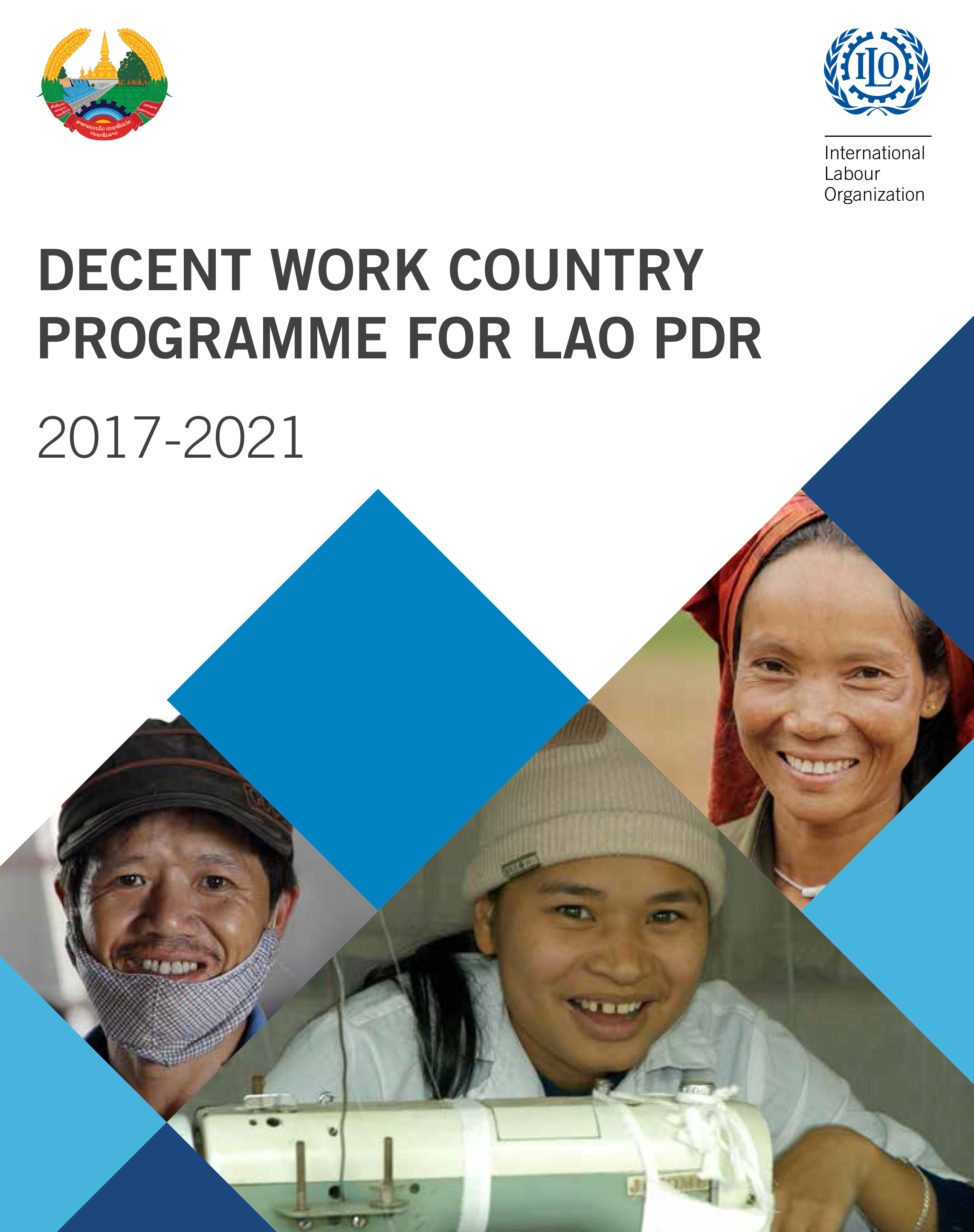 2017 Decent Work Country Programme - Cover