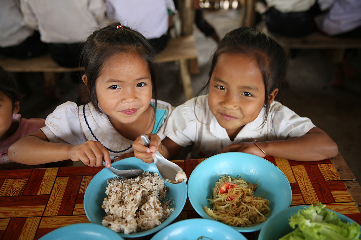 STRENGTHENED FOOD SYSTEMS – PATHS TO A BETTER FUTURE