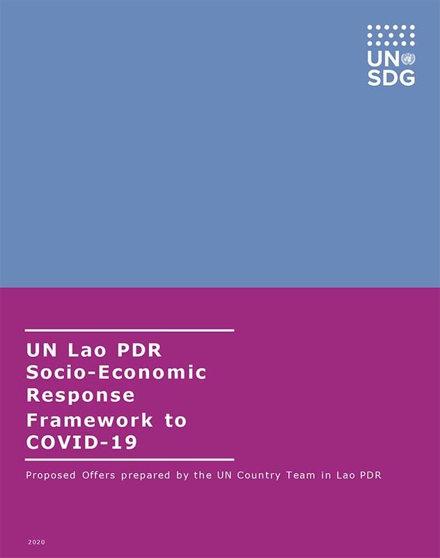 UN SERP to COVID-19 - Cover