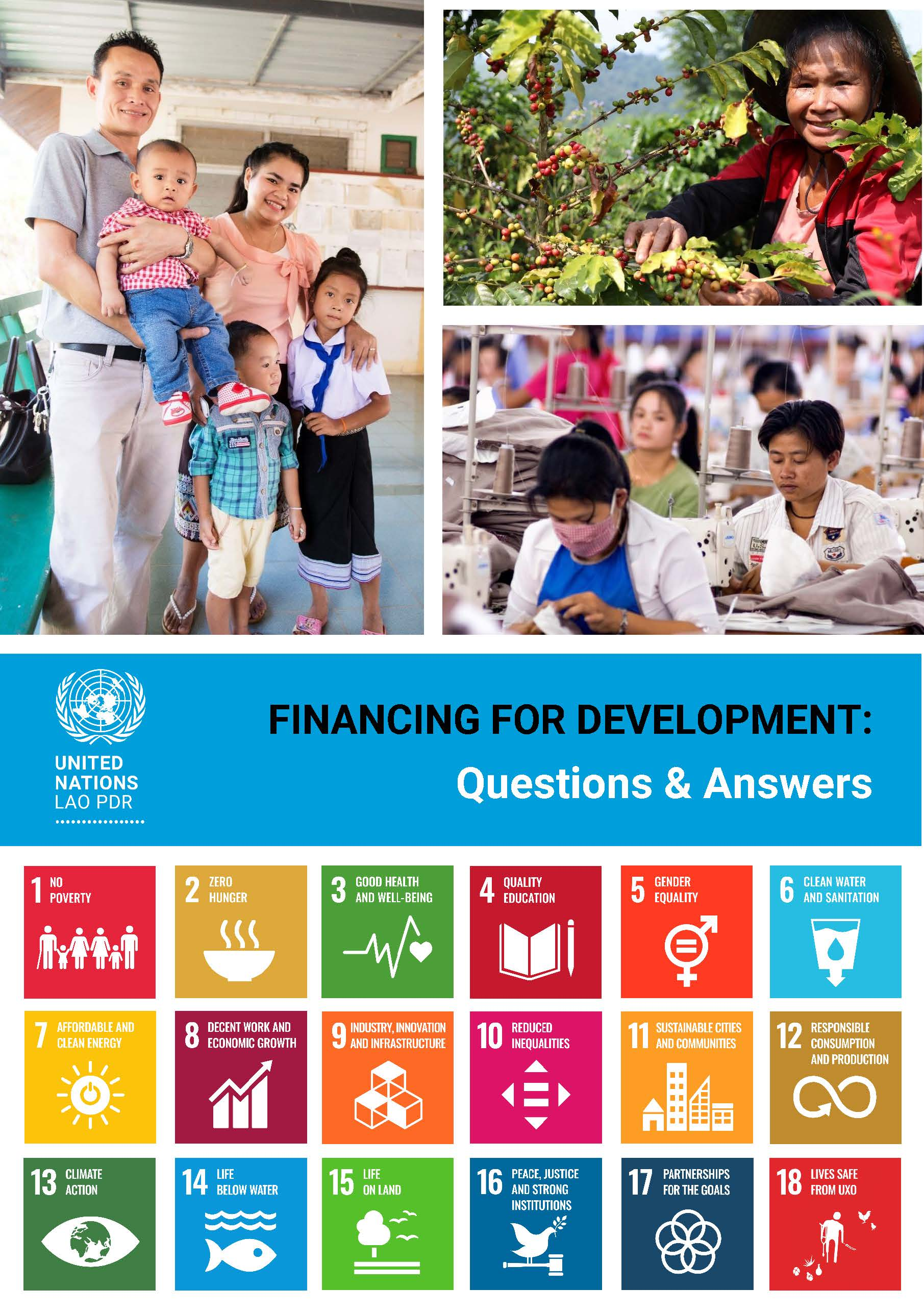 Financing for Development: Questions & Answers