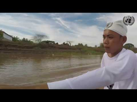 UN in Lao PDR Supports Thapha Village Boat Racing Team